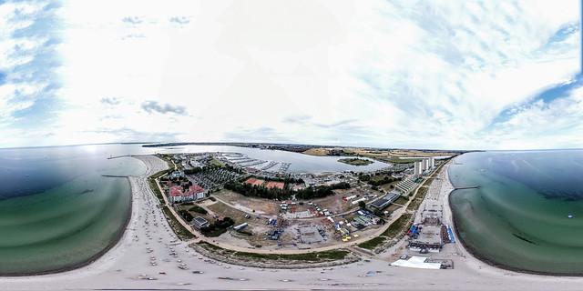 Fehmarn Panorama Südstrand