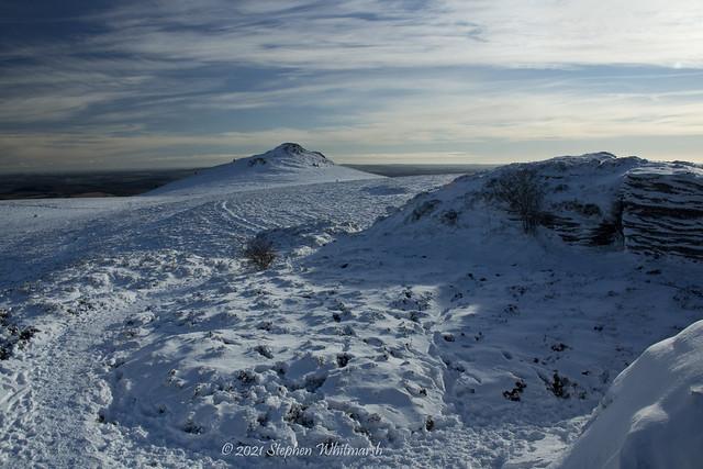Snows of Bennachie