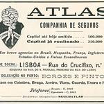 Tue, 2009-04-07 18:19 - Portuguese insurance company 'Atlas', in 1918.  Companhia de seguros portuguesa 'Atlas', em 1918.  in: Ilustração Portuguesa, 2.ª série, n.º 642, 10 de Junho de 1918.  magazine link: hemerotecadigital.cm-lisboa.pt/OBRAS/IlustracaoPort/Ilust...  page link: hemerotecadigital.cm-lisboa.pt/OBRAS/IlustracaoPort/1918/...