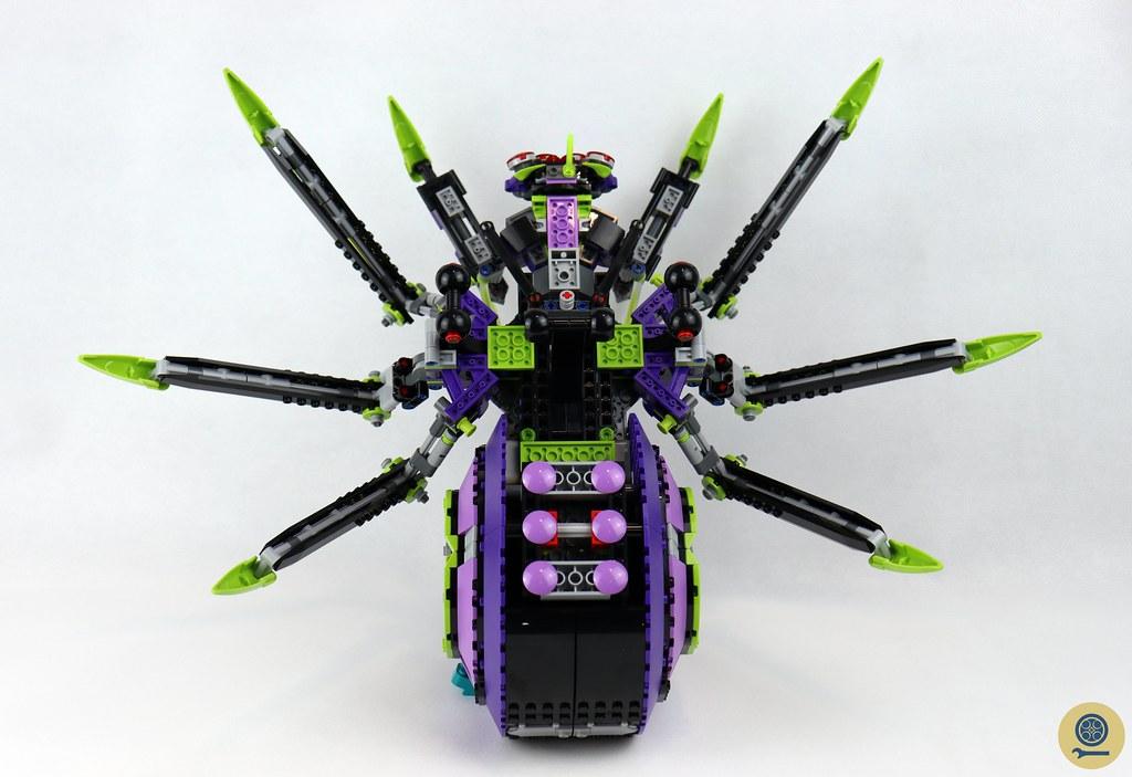80022 Spider Queen's Arachnoid Base 12