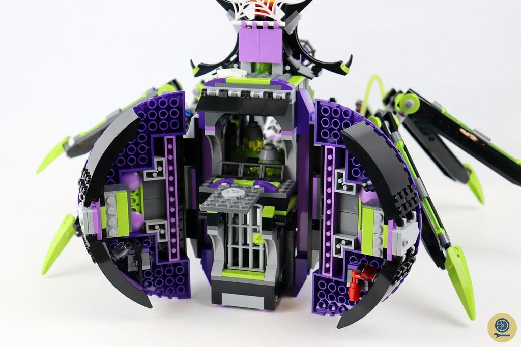 80022 Spider Queen's Arachnoid Base 08