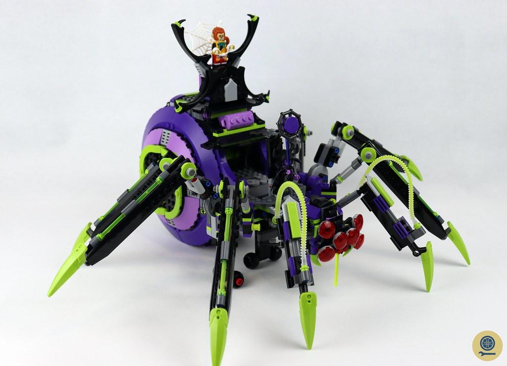 80022 Spider Queen's Arachnoid Base 06