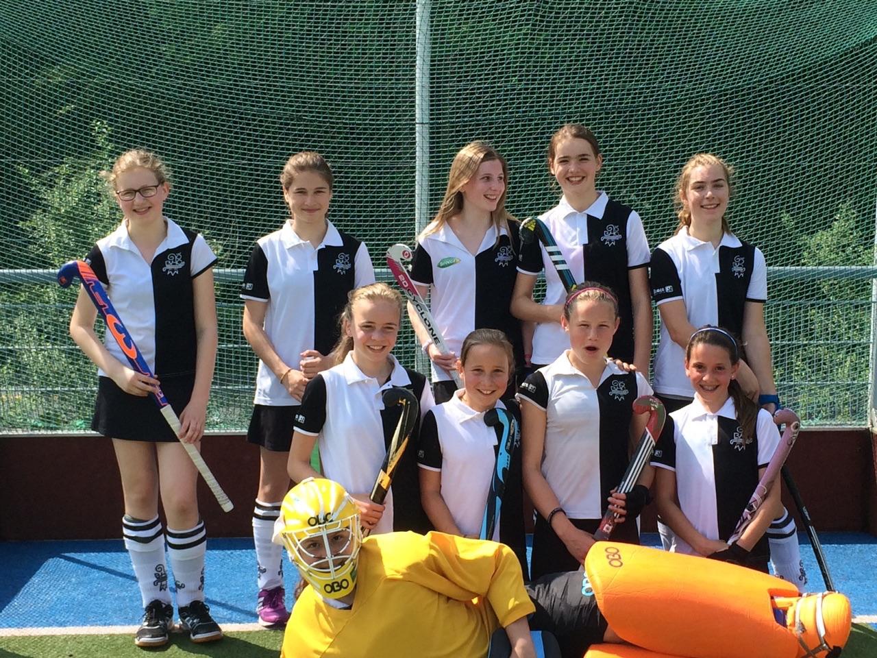 2015 Jugend U14 Schweizermeister Feld