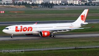 Lion Air A330-941N msn 1984 F-WWCT
