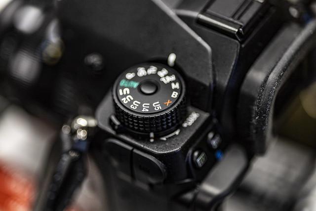 EOS RP - 85mm f/2 Test Run