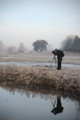 Photographer in Rogalin