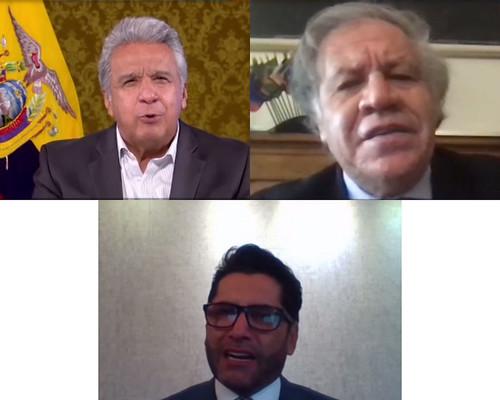 XI Fórum de Competitividade das Américas co-organizado pela OEA debates a recuperação pós-COVID