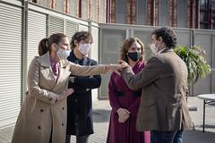 """Wed, 24/02/2021 - 10:28 - El programa """"MasterChef"""" es trasllada al Mercat de Sant Antoni amb motiu de Barcelona Capital Mundial de l'Alimentació Sostenible"""