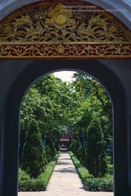 Hanoi, Văn Miếu (Temple of Literature)