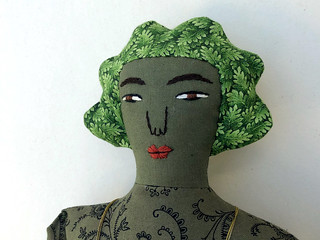 Green Lady 2