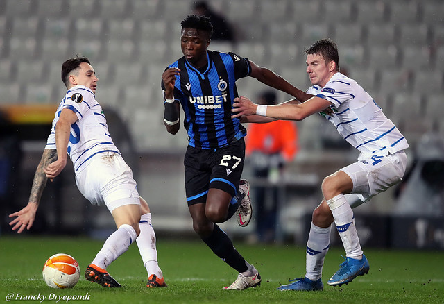 Club Brugge - Dynamo Kiev 25 -02 -2021