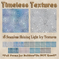 TT 18 Seamless Shining Light Icy Timeless Textures