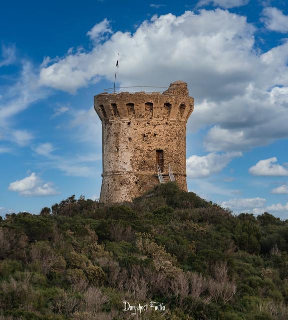 La tour génoise de Fautéa
