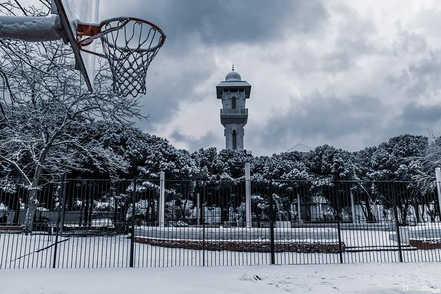 Mezquita&Basket