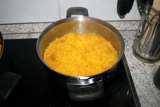 45 - Cooked rice / Reis gegart