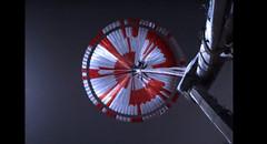 L'impressionante video dell'atterraggio di Perseverance su Marte