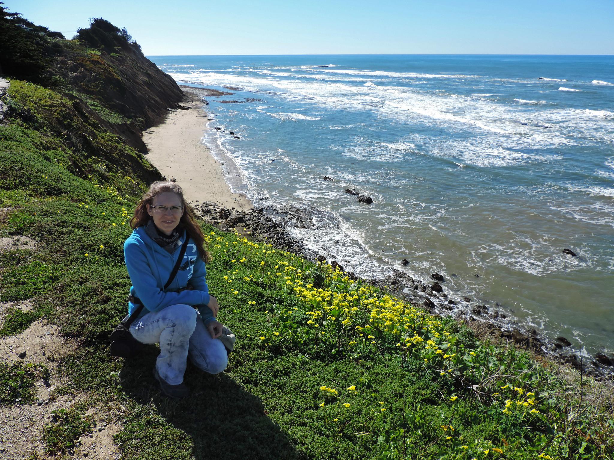 Moss Beach, San Francisco Bay Area, CA, USA