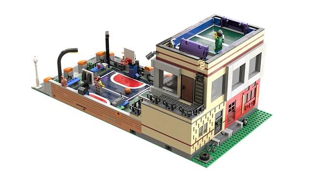 LEGO Multi Sport Center