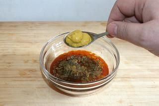 09 - Add mustard / Senf addieren