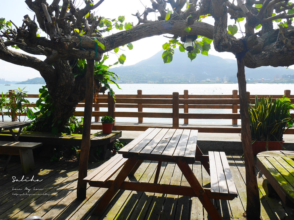 淡水一日遊淡水平價景觀餐廳推薦Uncle Duncan淡水老街附近餐廳下午茶咖啡廳甜點 (2)