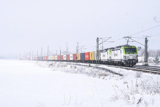 193 898 ITL - Eisenbahngesellschaft mbH | Zeithain Februar 2021