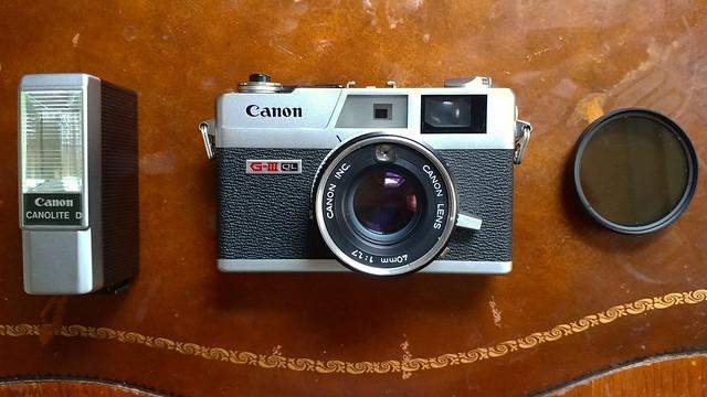 For Blog Post - Canon Canonet QL17 GIII