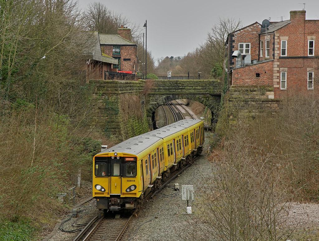 508114 Ormskirk Merseyrail Liverpool Central - Ormskirk 25 February 2016 (c) John Whitehouse