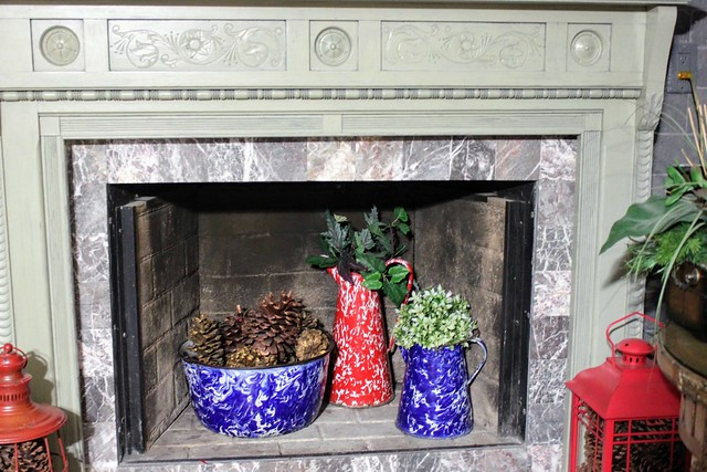 Extra Use Of Fireplace