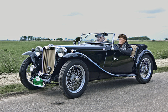 MG TC Midget 1948 (8194)
