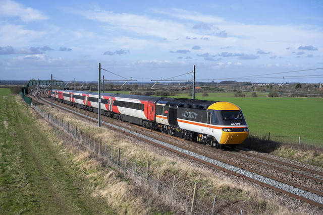 43102 'The Journey Shrinker' 5M17 Wymington 25 February 2021