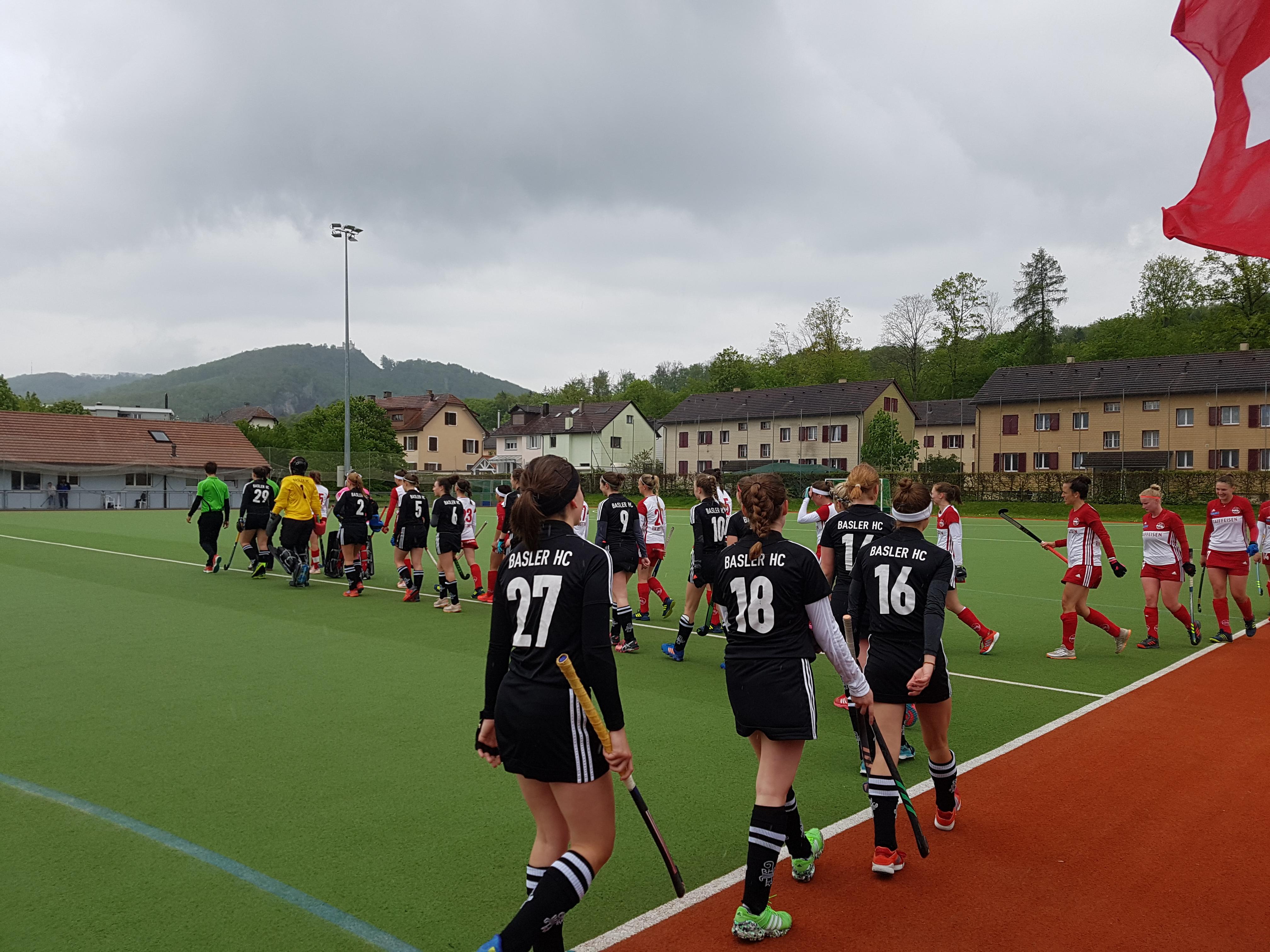 2019 Damen NLA Halle+Feld