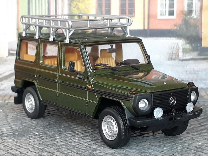 Mercedes Benz 230 GE - 1980