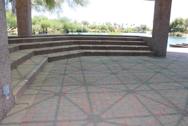 Sunshade shadows 1