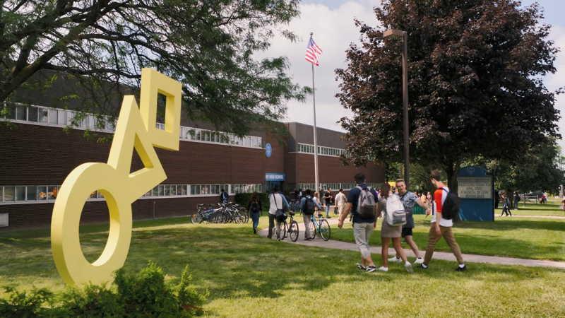 Wellsbury High School