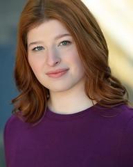 Itu2019s Mary Kate! #actorlife #headshots #clintonbphotography #naturallight