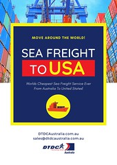 Visit: https://www.dtdcaustralia.com.au/ SEA FREIGHT TO USA #seafreight #courier #dtdc #courierservice #internationalcourier #courierservices #domesticcourier #delivery #deliveryservice #freight #logistics #shipping #couriercompany
