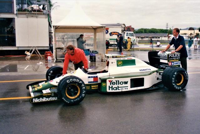 Lotus 102B - Judd (Herbert)