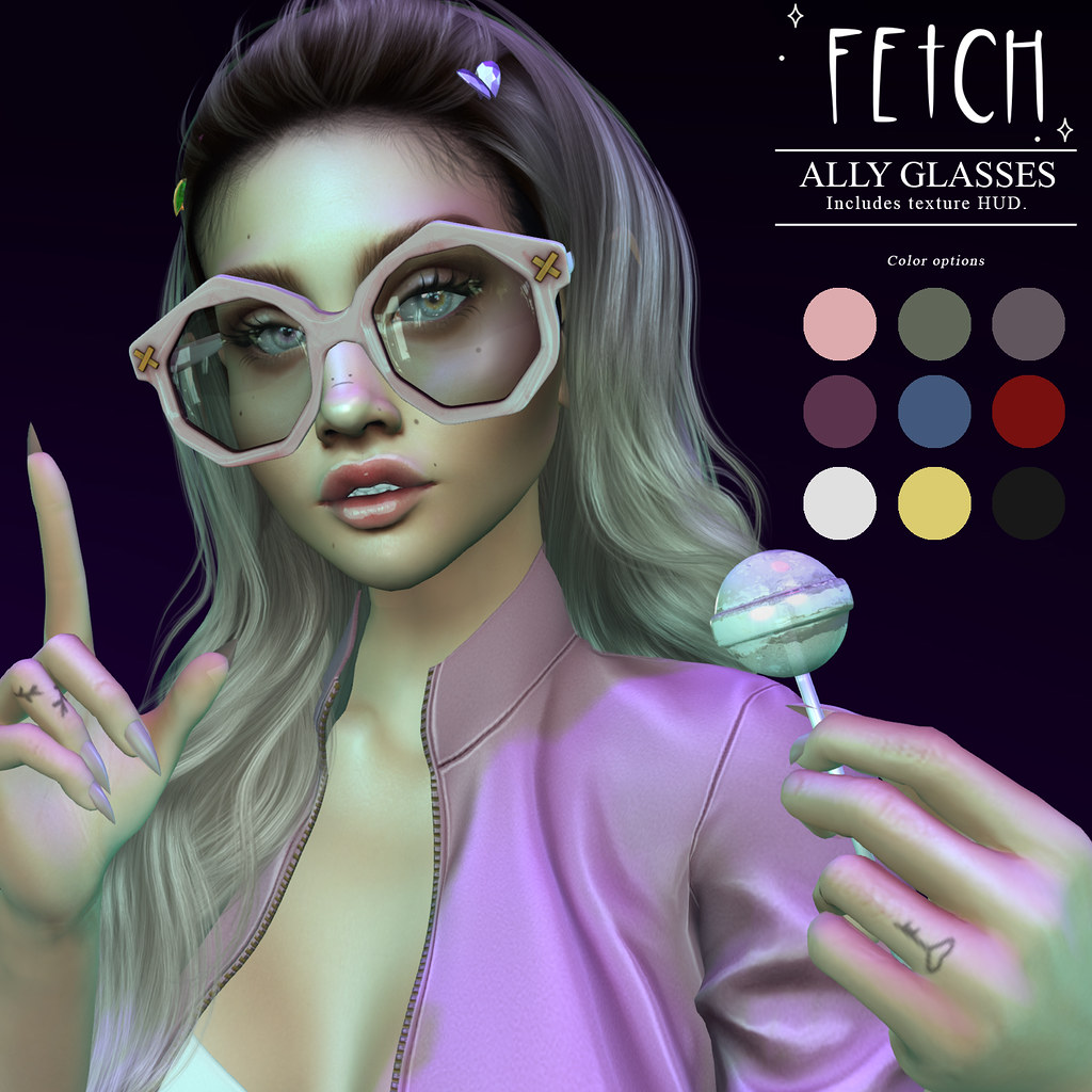 [Fetch] Ally Glasses @ Uber!