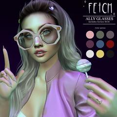 [Fetch] Ally Glasses @ Uber!