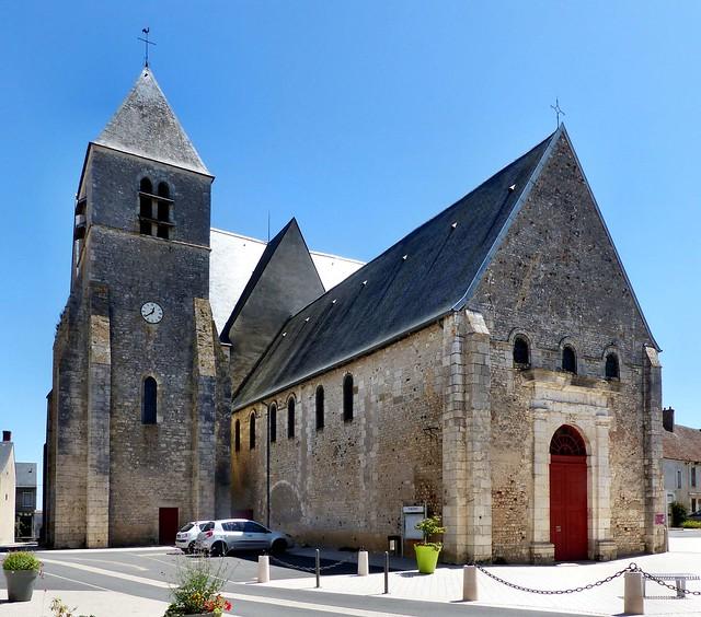 Beaulieu-sur-Loire - Saint-Étienne