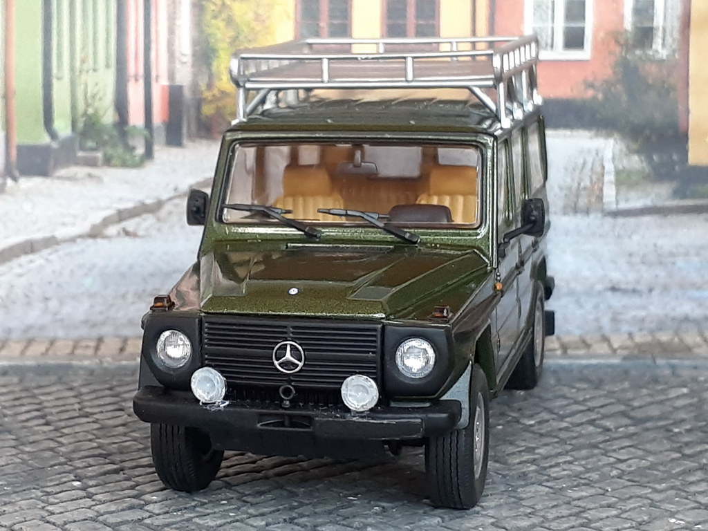 Mercedes Benz 230 GE - 1980