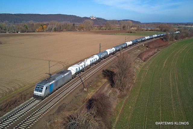 IGE - RAILPOOL 185 681-4