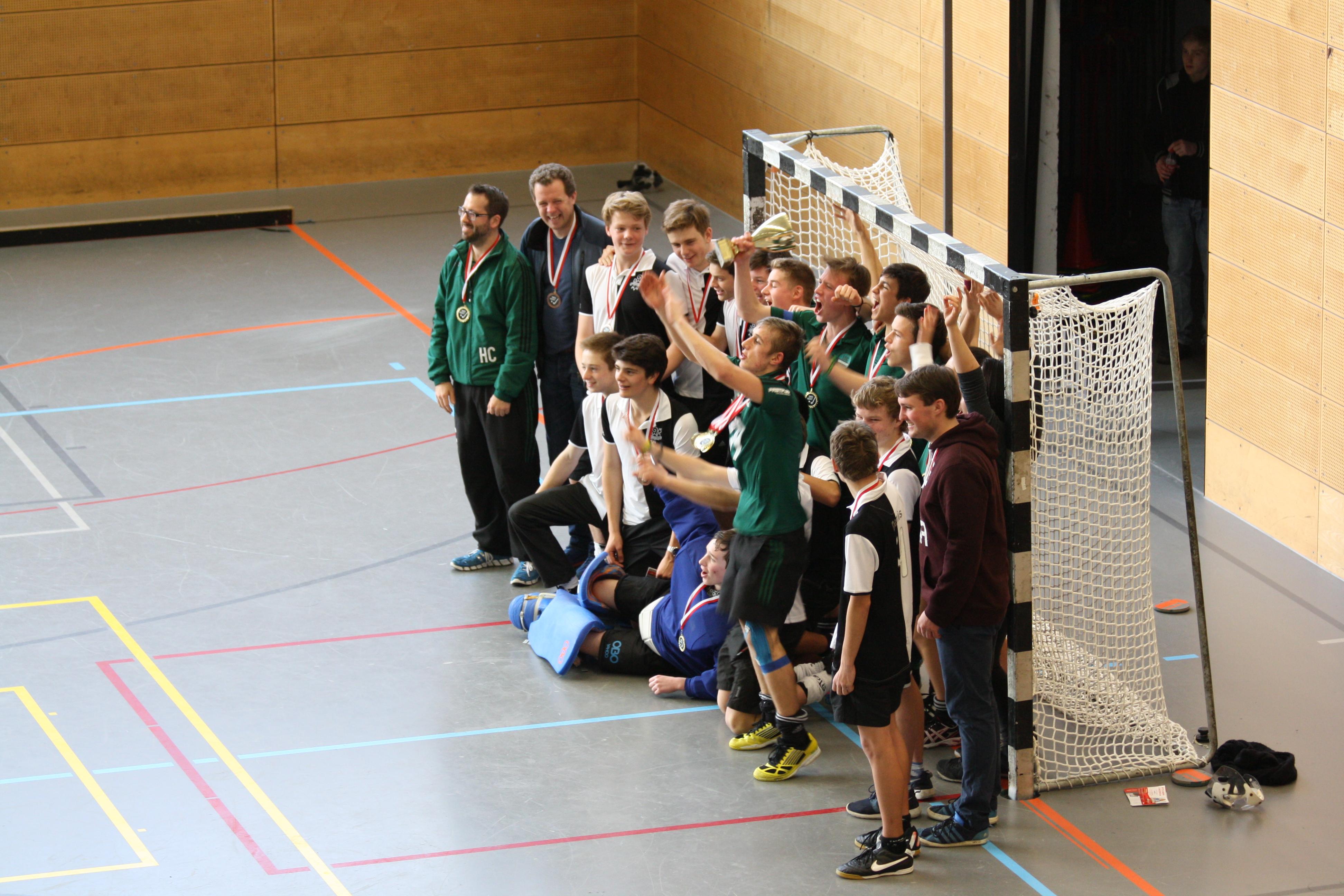 2015 Jugend U17 Halle