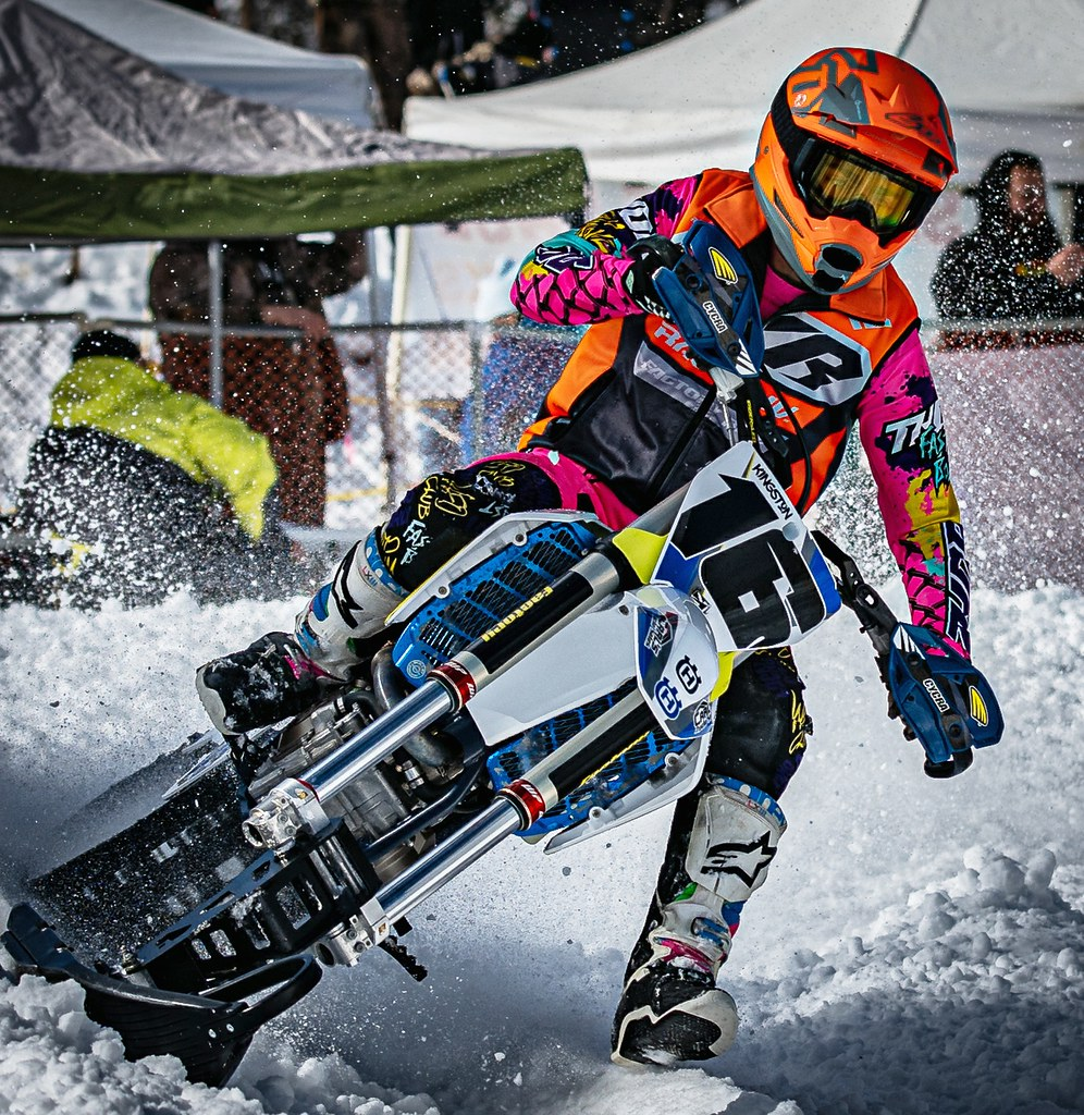 National Championship Snowbike Series Diamond Lake Oregon