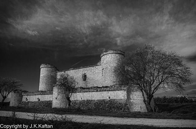 in search of the Castles...., en busca de los Castillos....