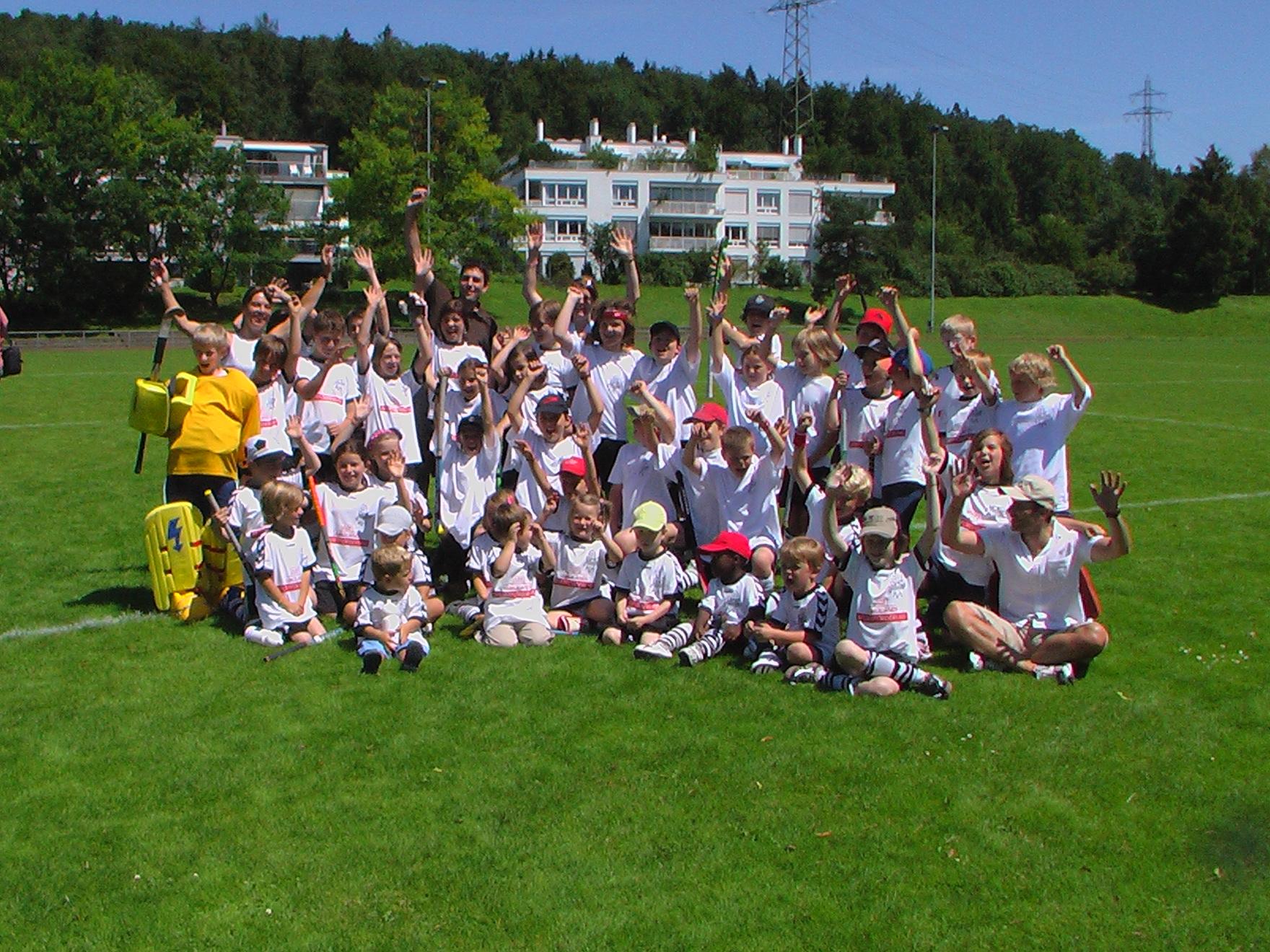 2007 Jugend D und E