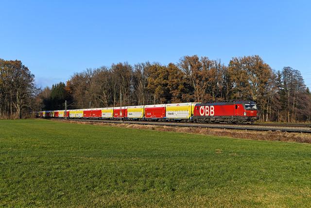 ÖBB 1293.007 Brannenburg (7094n)