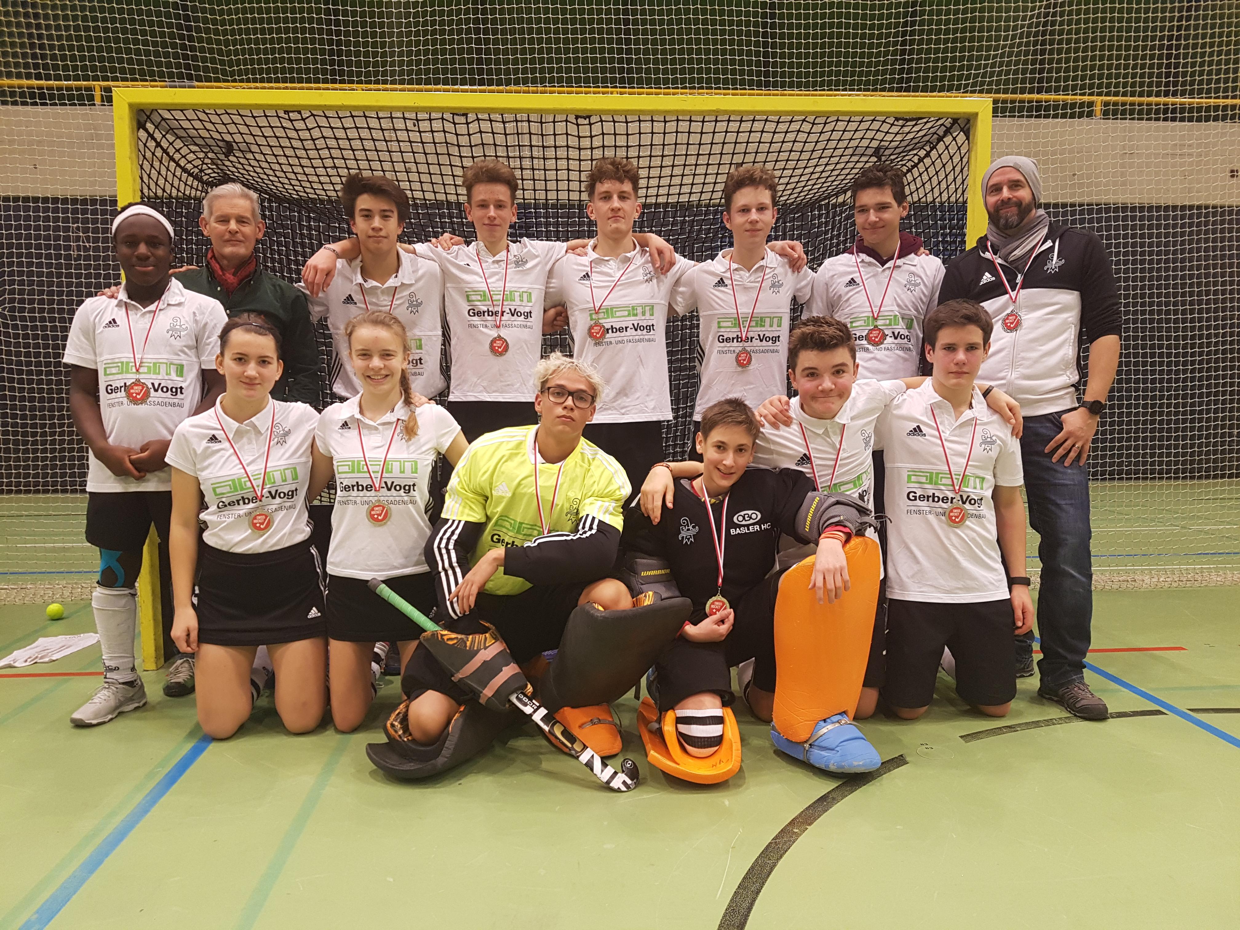 2019 Jugend U18 Vizemeister Halle