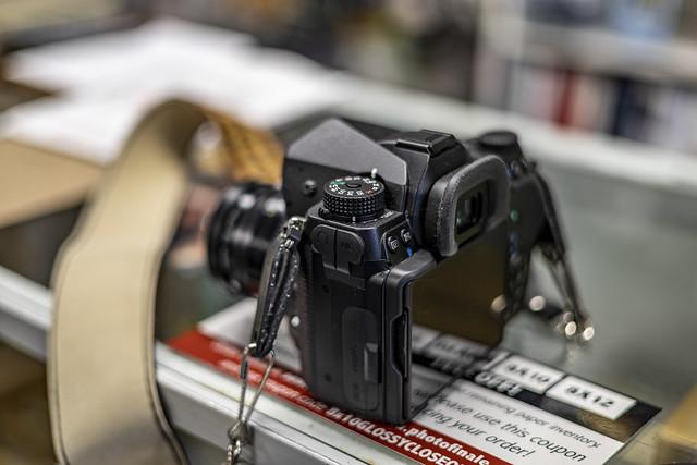 EOS RP - RF STM 50mm f/1.8