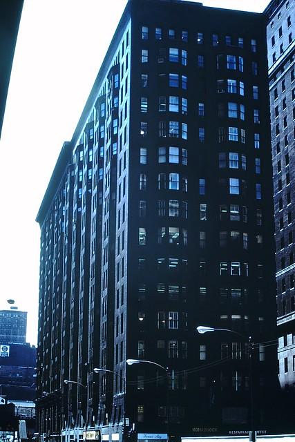 Found Photo - Monadnock Building, Chicago